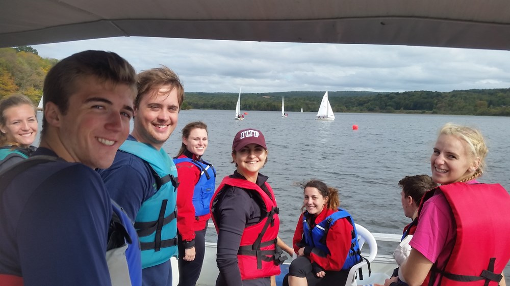 IUP Sailing Club | Friends of Yellow Creek